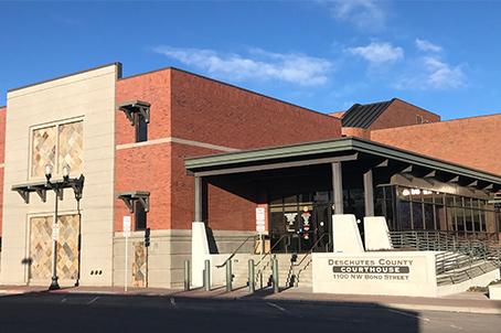 Oregon Judicial Department : Deschutes Home : Deschutes County