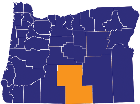 Oregon judicial department lake home lake county circuit court map highlighting lake county solutioingenieria Images