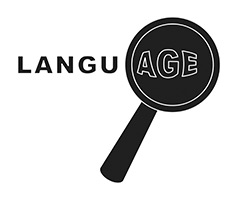 Language in a magnifying glass